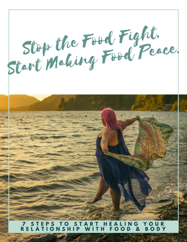 Stop the Food Fight, Start Making Food Peace