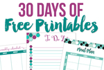 30daysofprintables graphic