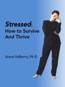 Stressed e book cover