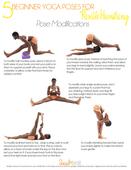 5 Beginner Yoga Poses For Flexible Hamstrings