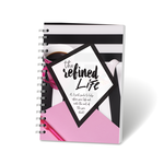 Refined life workbook cover