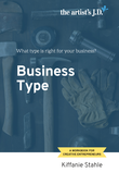 The artists jd what business type is right workbook page 1