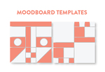 Moodboard templates library 1