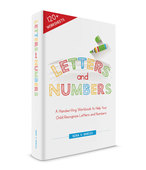 Letters and numbers book