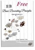 13 decorating principles cover