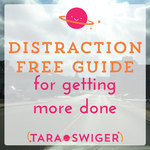 Distractionfreeguide