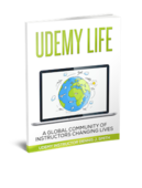 3d udemy life book cover