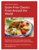 Grain free around the world