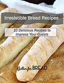 10 irresistible bread recipes ebook cover smaller