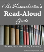 The homeschoolers read aloud guide
