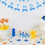 Finding dory birthday party photograph table  150x150