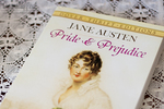Pride and prejudice book by jane austen