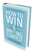How to win a writing contest book cover 3d small