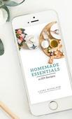 Homemade essentials 10 diy recipes