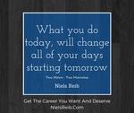Niels reib today change tomorrow