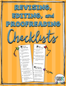 Revising  editing  proofreading checklists.rev