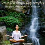Create your dream day   waterfall