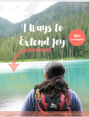 Magazine %e2%80%93 4 ways to extend joy