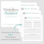 Whole home organization 2