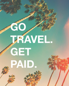 Learn how to get paid to travel with genuine  realistic opportunities! start with the 3 simple ways to get paid to travel and choose which one is right for you. then choose your destination and go! free starter guide from go seek explore  g