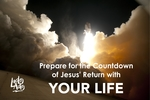 Countdown for return of jesus for web