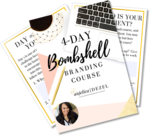 Bombshell course book