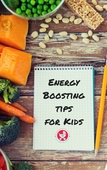 Energy boosting checklist for kids