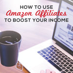 Amazon affiliates on pinterest