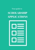 Scholarship guide cover