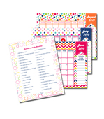 Summer activity checklist   calendar 2019 bundle image