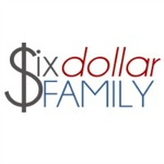 Six dollar family button 2