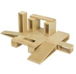 Toy minimalism with kids