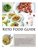 Keto foods list 1