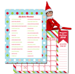 Elf on the shelf planner 2018 banner   square