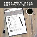 Est practice sheet mock