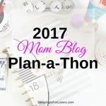 Mom blog planathon