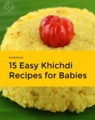Easy khichdi recipe ebook
