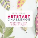 Free art start challenge 2