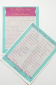 30 days email printables