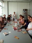 J'ai lu meetup with bloggers  1 july 16 2012