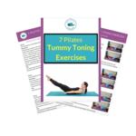 Tummy toning execise pic