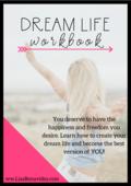 Dream life workbook cover