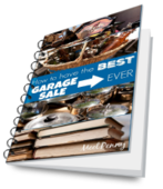 Garage sale prep ebook 200