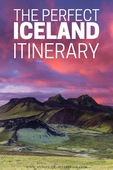 The perfect iceland itinerary