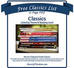 Free classics list grade level
