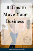 Tips for moving 2