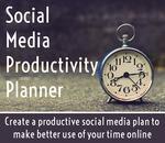 Social media planner promotion