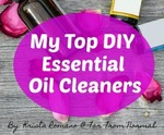 Essential oil cleaner cover small