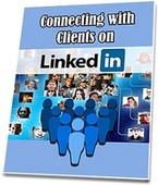 Connecting with clients on linkedin ecover 2
