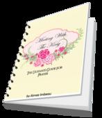 Prayer guide book